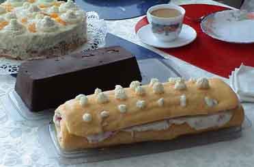 90 jahre torte